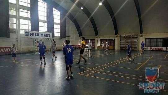 CSS Bacau handbal juniori III 2