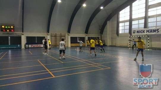 CSS Bacau handbal juniori III 3