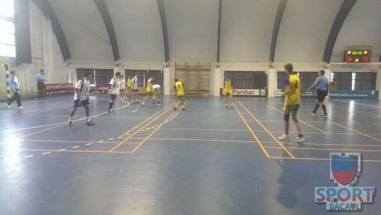 CSS Bacau handbal juniori III 4