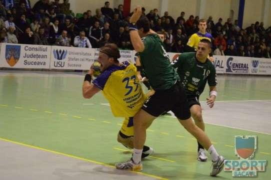 CSU Suceava - Stiinta Bacau 12