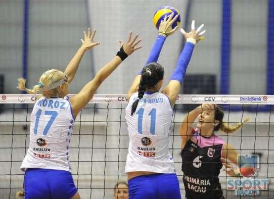 Stiinta Bacau - Dinamo Kazan 1