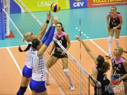 Stiinta Bacau - Dinamo Kazan 10