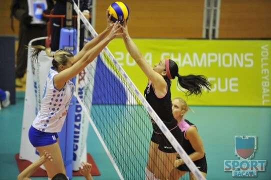 Stiinta Bacau - Dinamo Kazan 11