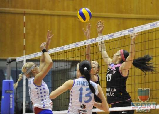 Stiinta Bacau - Dinamo Kazan 3