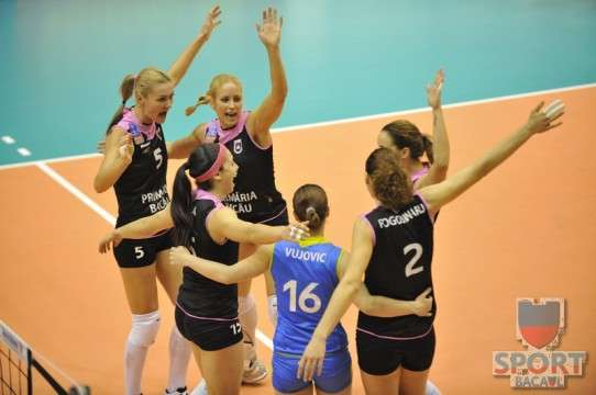Stiinta Bacau - Dinamo Kazan 6