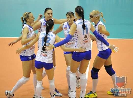 Stiinta Bacau - Dinamo Kazan 8