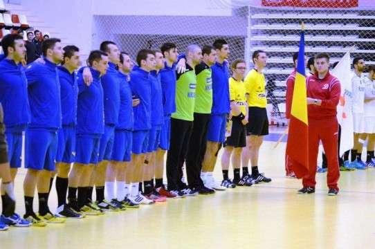 Romania handbal masculin