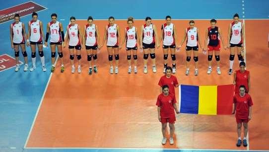 Romania volei feminin