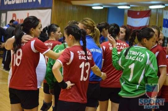 Stiinta Bacau handbal feminin