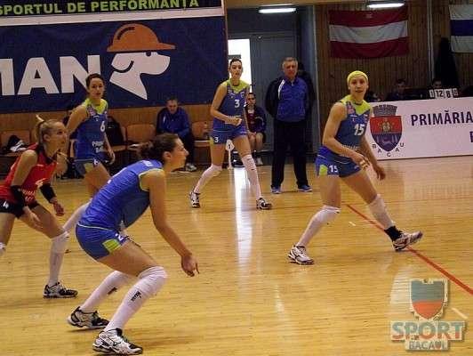 Stiinta Bacau - CSM Lugoj 11