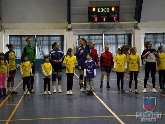 Stiinta Bacau - HCF Piatra Neamt 1
