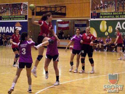 Stiinta Bacau - Spartac Bucuresti 15