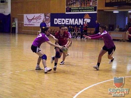 Stiinta Bacau - Spartac Bucuresti 16