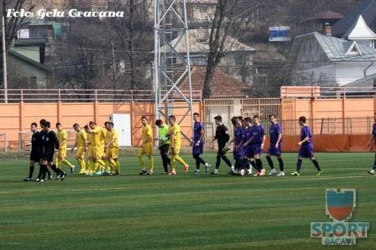 Ceahlaul - Sport Club Bacau juniori A 1