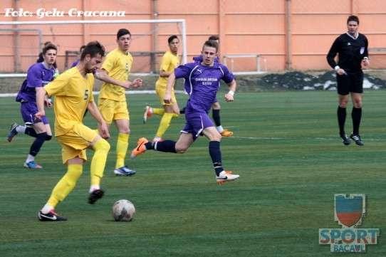 Ceahlaul - Sport Club Bacau juniori A 2