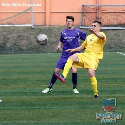 Ceahlaul - Sport Club Bacau juniori A 3