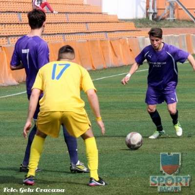 Ceahlaul - Sport Club Bacau juniori A 4