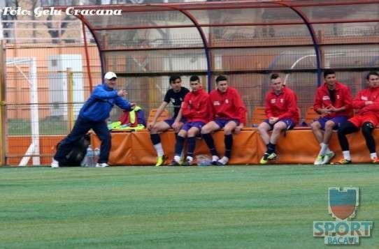 Ceahlaul - Sport Club Bacau juniori A 5