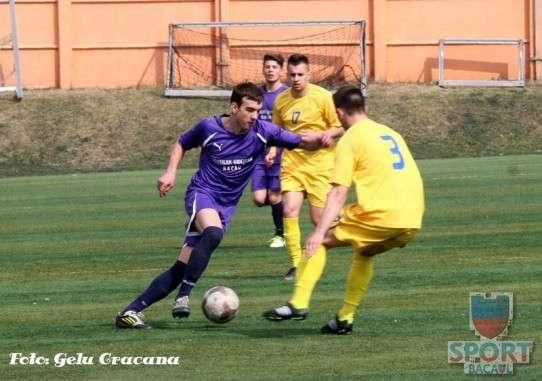 Ceahlaul - Sport Club Bacau juniori A 6