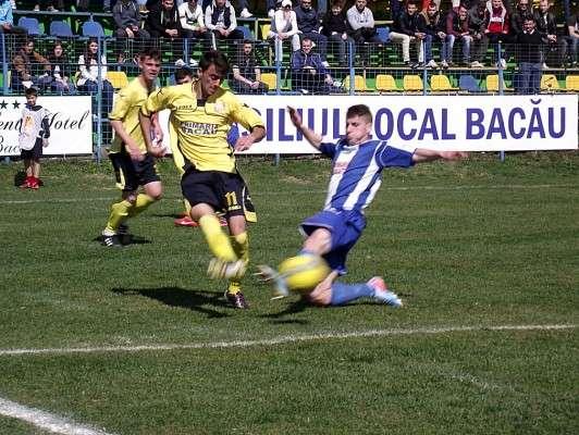 Sport Club Bacau - Dunarea Galati (1)