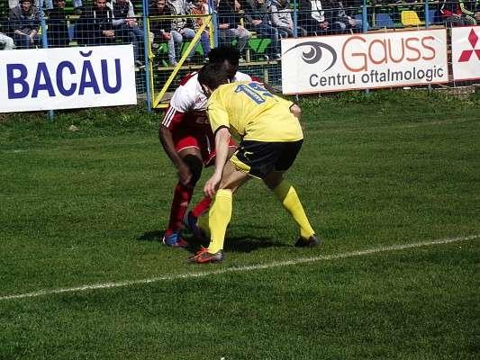 Sport Club Bacau - Gloria Buzau