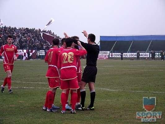 Sport Club Bacau - Rapid Bucuresti 10