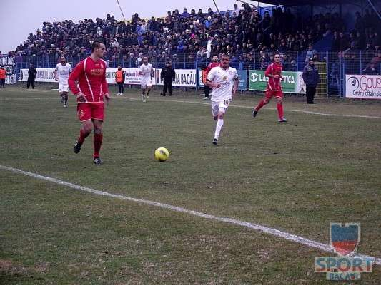 Sport Club Bacau - Rapid Bucuresti 11