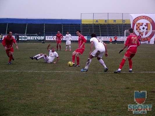 Sport Club Bacau - Rapid Bucuresti 13