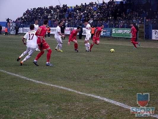 Sport Club Bacau - Rapid Bucuresti 14