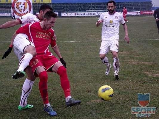Sport Club Bacau - Rapid Bucuresti 15