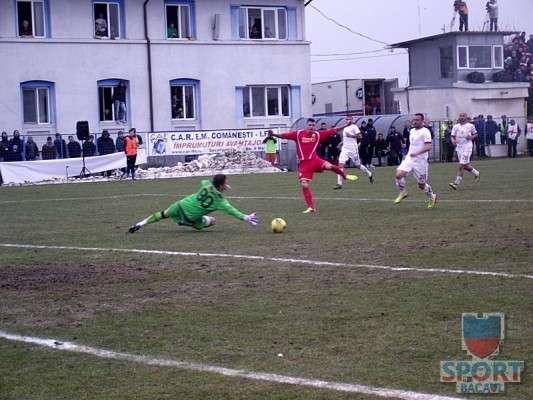 Sport Club Bacau - Rapid Bucuresti 16