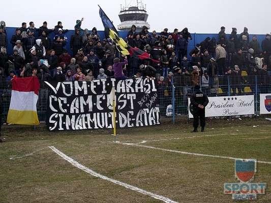 Sport Club Bacau - Rapid Bucuresti 19