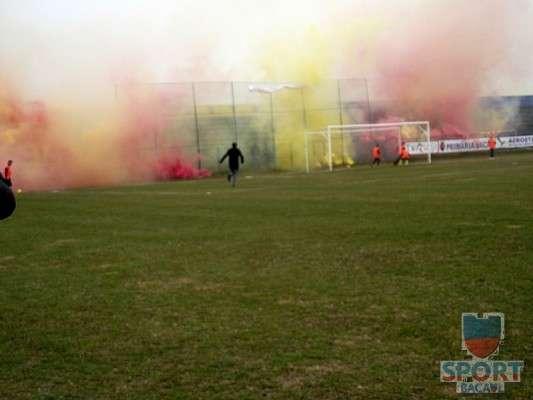 Sport Club Bacau - Rapid Bucuresti 2