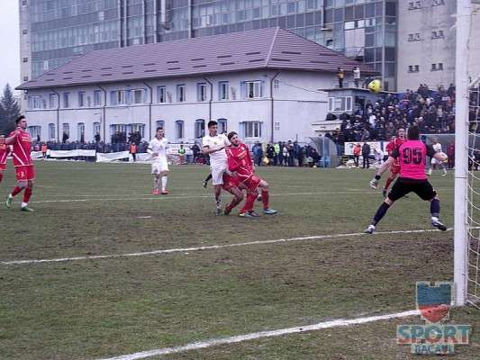 Sport Club Bacau - Rapid Bucuresti 20