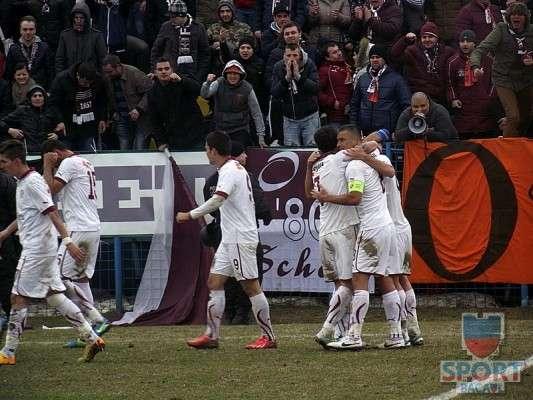 Sport Club Bacau - Rapid Bucuresti 21