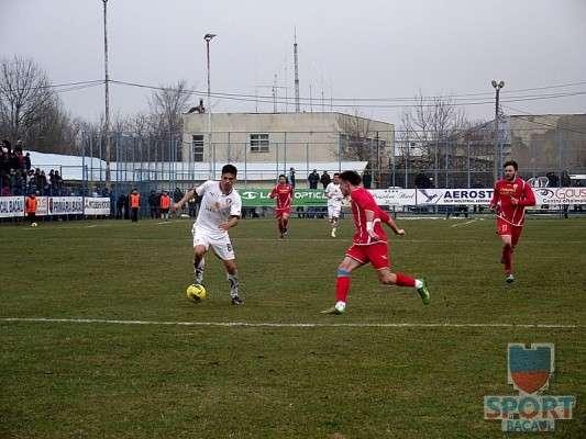 Sport Club Bacau - Rapid Bucuresti 24
