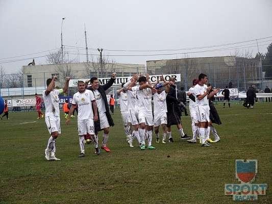 Sport Club Bacau - Rapid Bucuresti 26