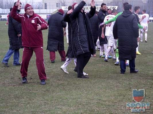 Sport Club Bacau - Rapid Bucuresti 28