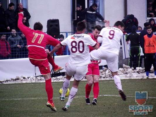 Sport Club Bacau - Rapid Bucuresti 3