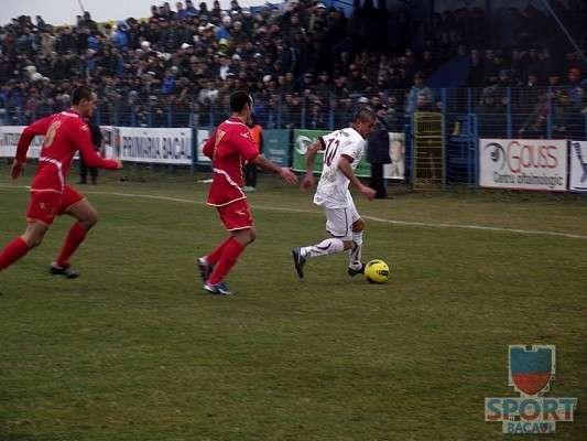 Sport Club Bacau - Rapid Bucuresti 4
