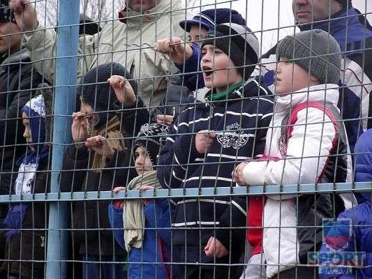 Sport Club Bacau - Rapid Bucuresti 6