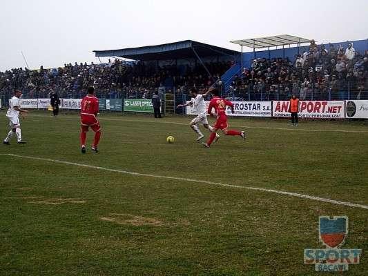 Sport Club Bacau - Rapid Bucuresti 7
