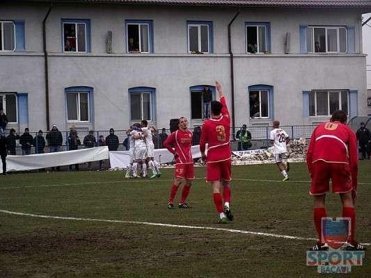 Sport Club Bacau - Rapid Bucuresti 9