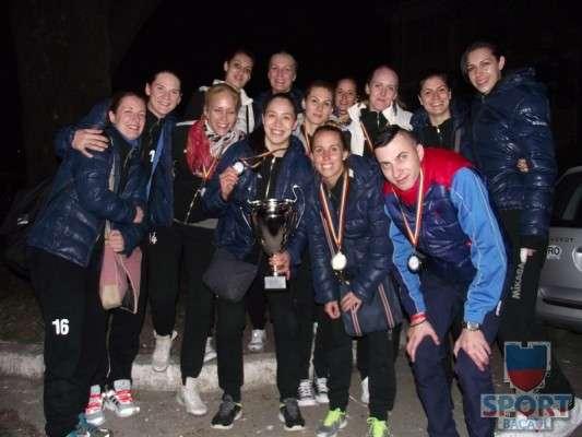 Stiinta Bacau - castigatoarea Cupei Romaniei 2014