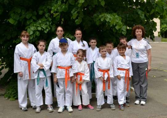 Arena Bacau karate (1)