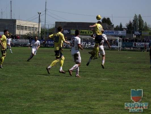 Sport Club Bacau - Rapid Bucuresti  18