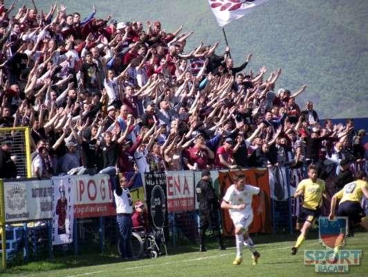 Sport Club Bacau - Rapid Bucuresti  5