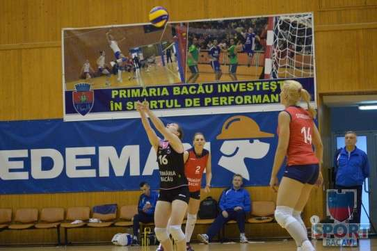Stiinta Bacau - Dinamo Bucuresti 11