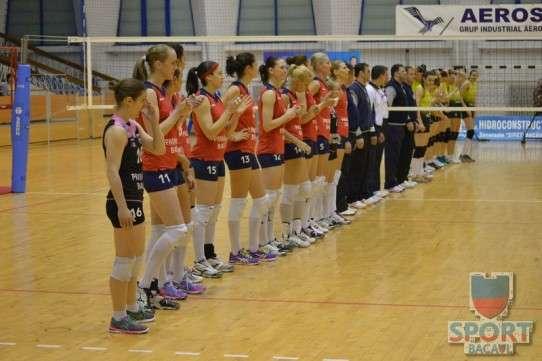 Stiinta Bacau - Dinamo Bucuresti 2