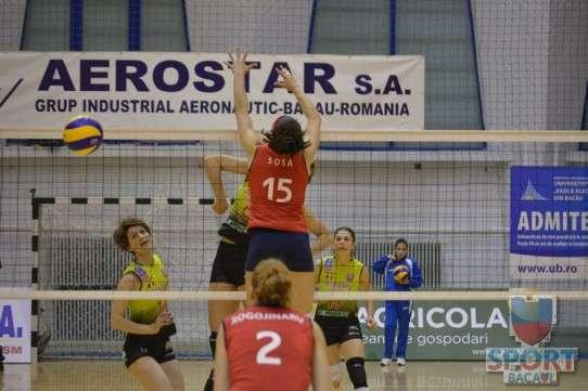 Stiinta Bacau - Dinamo Bucuresti 34